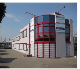 Zentrale der Frank Europe GmbH in Bad Kreuznach
